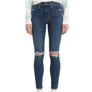 NWT Levi's Mile High Super Skinny Jeans